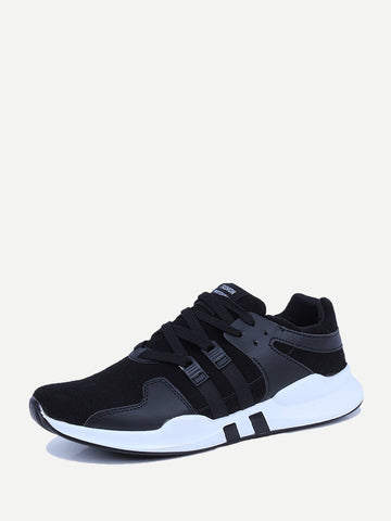 Men Lace Up Mesh Sneakers | Amy's Cart Singapore