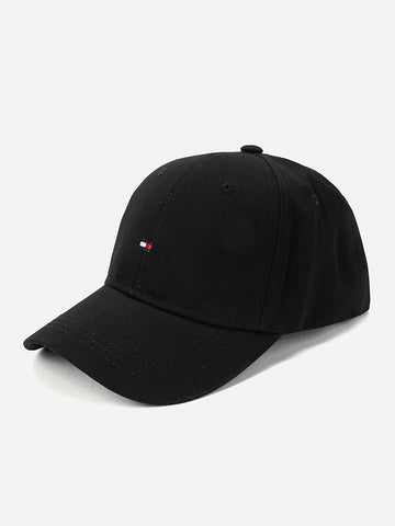 Men Embroidery Decor Baseball Cap | Amy's Cart Singapore