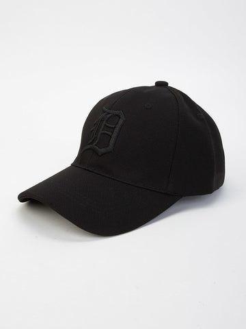 Men Embroidery Detail Baseball Cap | Amy's Cart Singapore