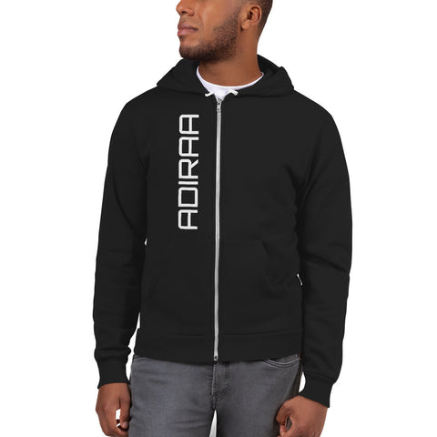 ADIRAA - Unisex Flex Fleece Zip Hoodie | Amy's Cart Singapore