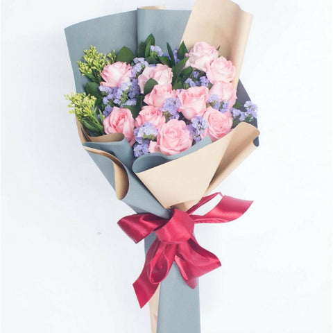 CUSTOMIZED BOUQUET - SMALL | Amy's Cart Singapore