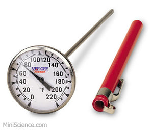 Standard Dial Thermometer (Fahrenheit)