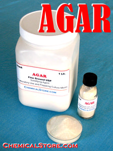 Agar Agar (Fine ground U.S.P.)