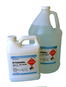 Ethanol (Ethyl Alcohol), 200 proof, Denatured CDA-19
