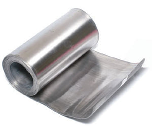 Sheets of Lead Metal