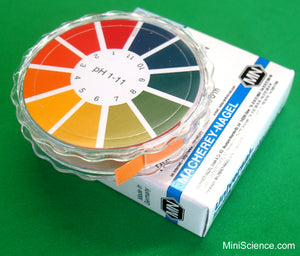 Special pH Indicator Papers, Roll