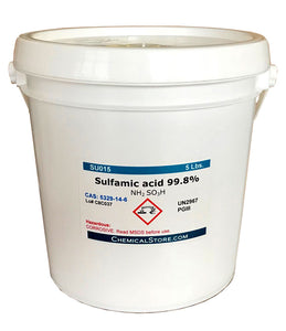 Sulfamic Acid, 99.8%