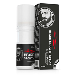 Beard Growth Spray <br>Bartwuchsserum <br>60ml <br> - 48.17€ / 100ml