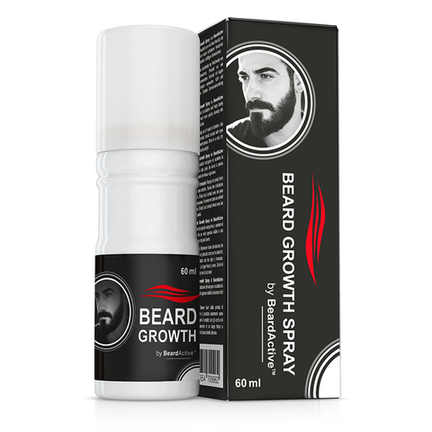 Beard Growth Spray <br>Bartwuchsserum <br>60ml <br>48.17€ / 100ml