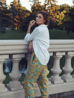 Mille - Isla Pants (Yellow Floral)