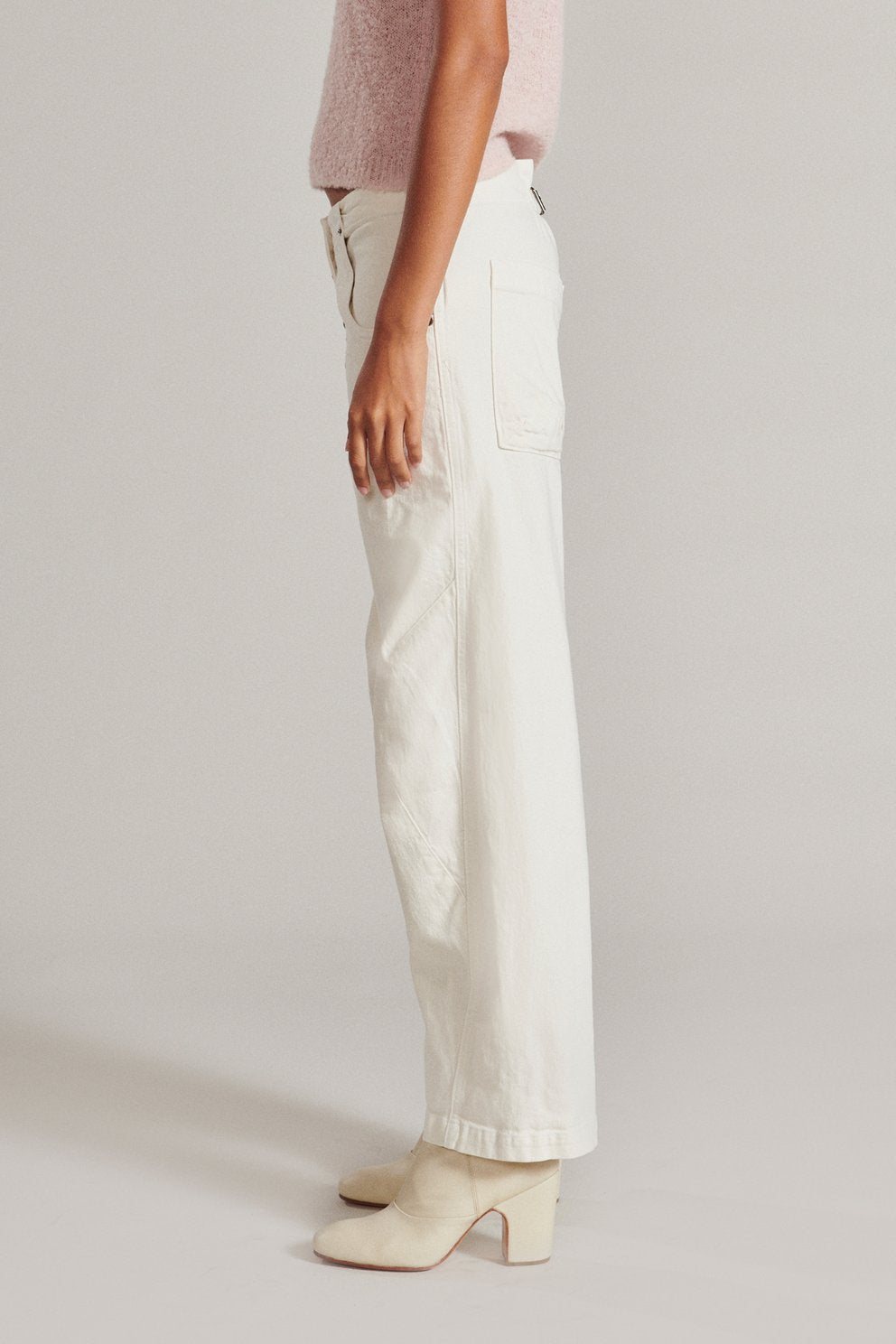 Rachel Comey - Elkin Pant (Dirty White)