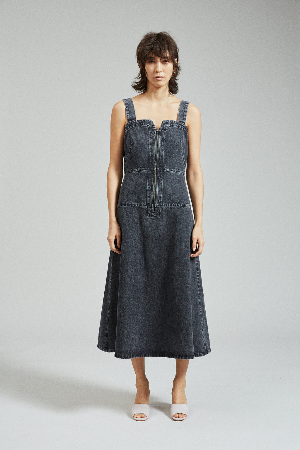 Rachel Comey - Pepper Dress (washed black)