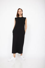 Corinne Collection - Charlotte Midi (Black)