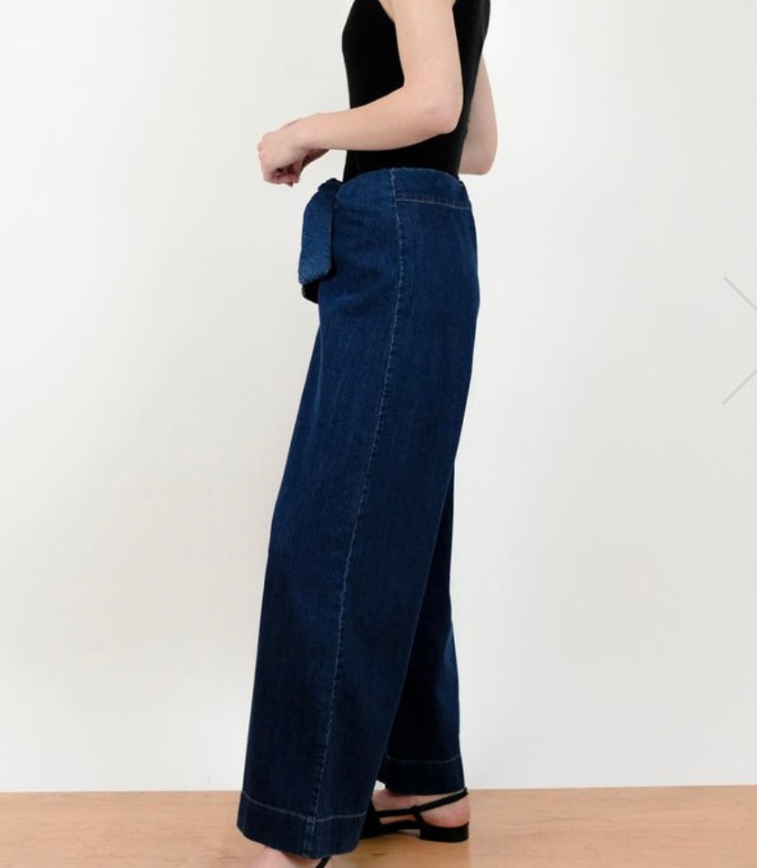 Micaela Greg - Knotted Sailor Pant