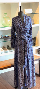 Natalie Martin - Nico Long Sleeve Maxi Dress
