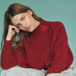 Alba - Sea of U Sweater