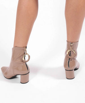 Reike Nen - Oblique Turnover Ring Boot