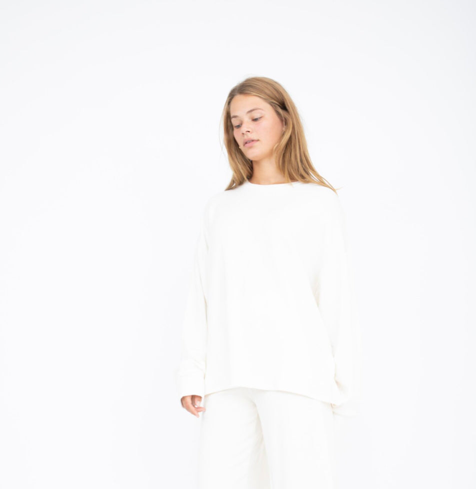 Corinne Collection - Felix Tunic (ivory)