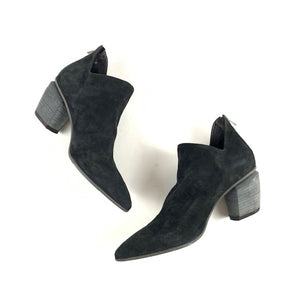 Officine Creative - Severine/010 (black suede)