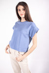 Corinne Collection - Gracie Top (Azure)