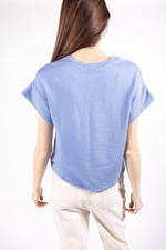 Corinne - Gracie Top (Azure)