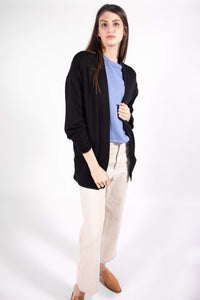 Corinne Collection - Essential Cardigan (Black)