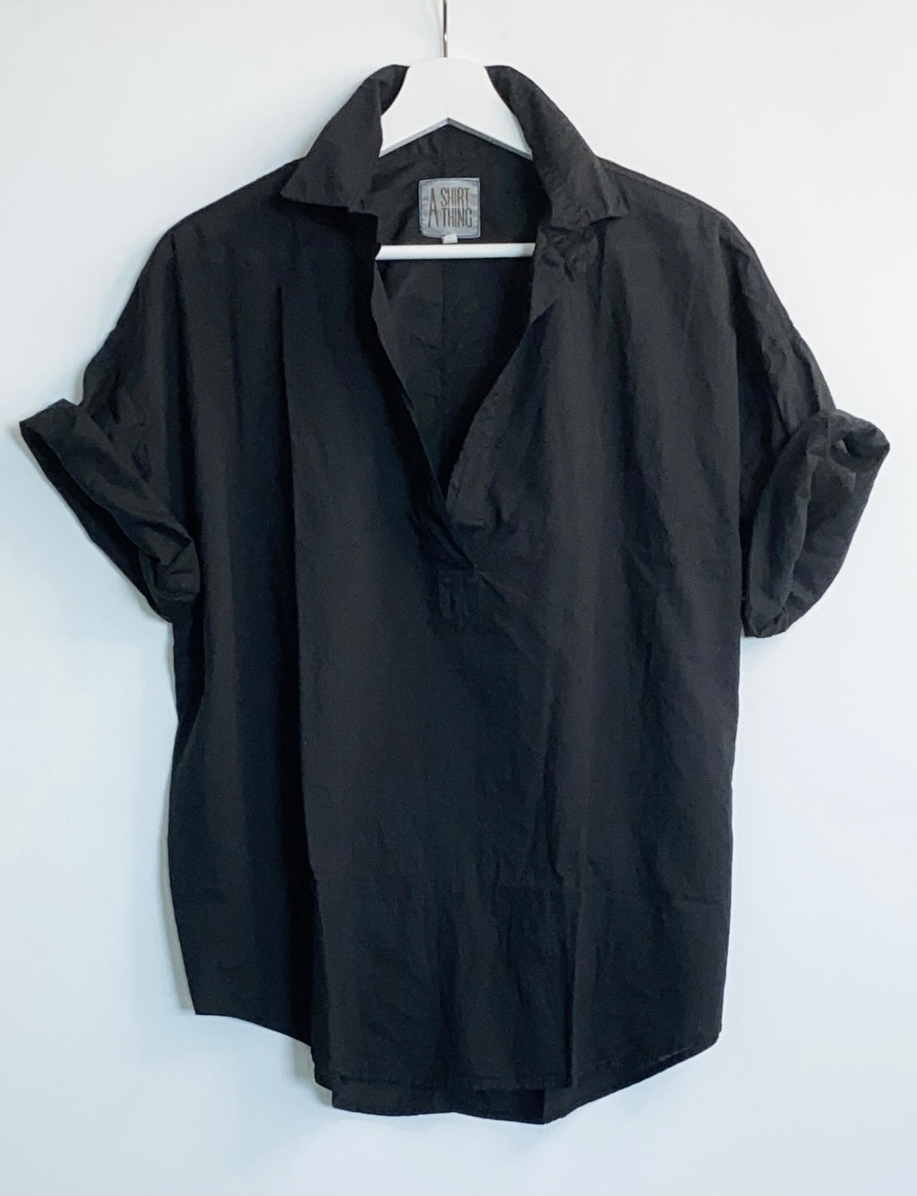 A Shirt Thing - Delilah Cabo (Black)