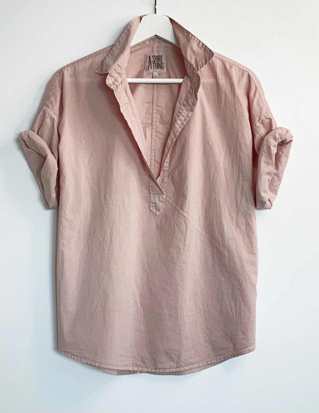 A Shirt Thing - Delilah Cabo (Blush)