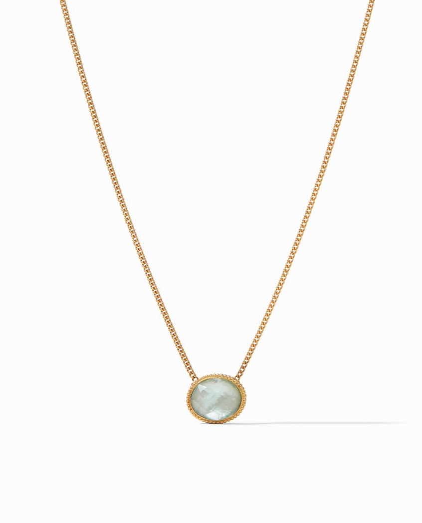 Julie Vos - Verona Solitaire Necklace