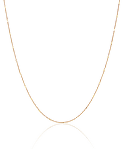 Jenny Bird - Malia Stamped Chain Necklace