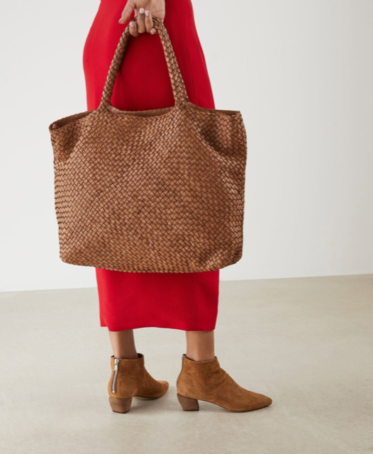 Officine Creative - Large Woven Tote
