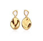 Jenny Bird - Catalina Earrings (gold)