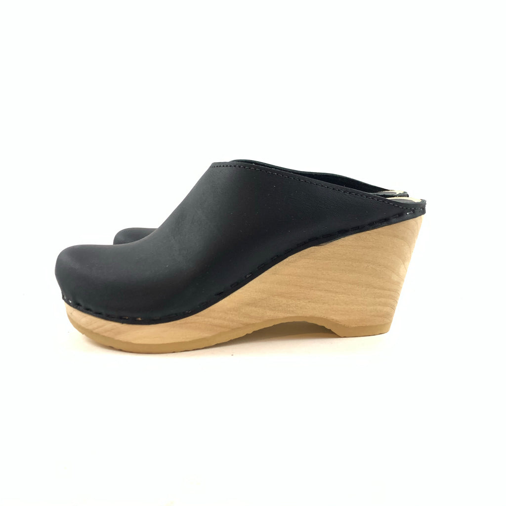 No. 6 - New School Clog on Wedge