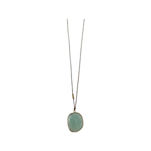 Margaret Solow - Amazonite Necklace
