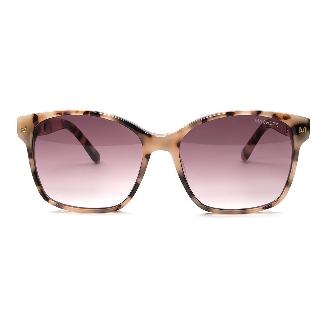 Machete - Jenny Sunglasses (Blonde Tortoise)