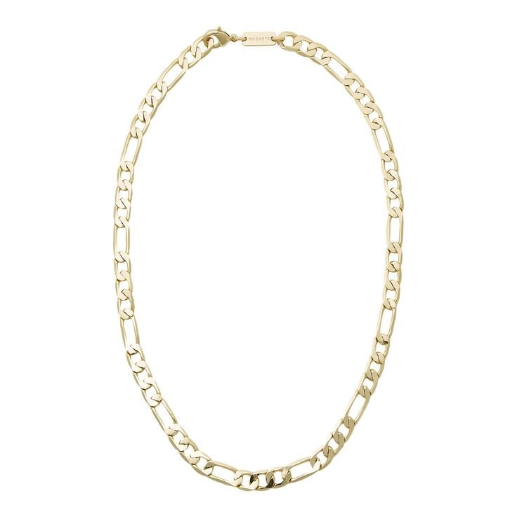 Machete - Large Figaro Link Chain Necklace