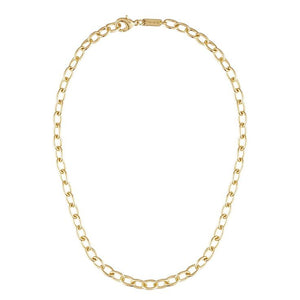 Machete - Oval Link Chain Necklace