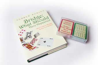 Bridge: 'What Should Have Happened' Book with accompanying Arrow Packs