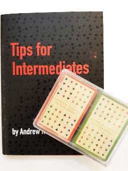 Tips for Intermediates Book with accompanying Arrow Packs