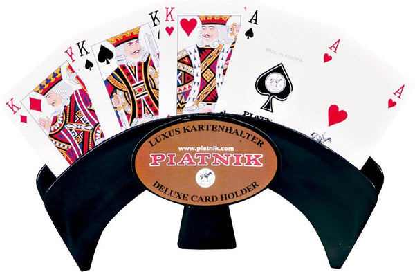Piatnik Playing Cards Deluxe Card Holder