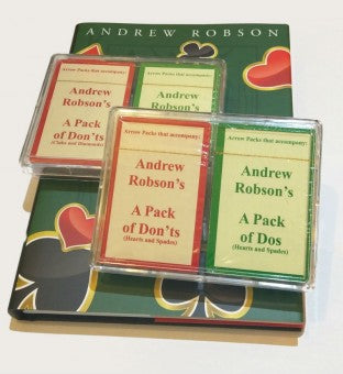A Pack of Dos and Dont's Book and 2 accompanying Arrow Packs