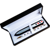 Bridge Pen and Glass Nailfile Gift Set