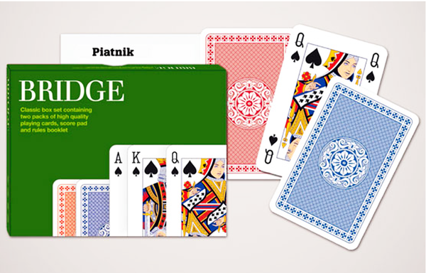 Piatnik Bridge Card Game
