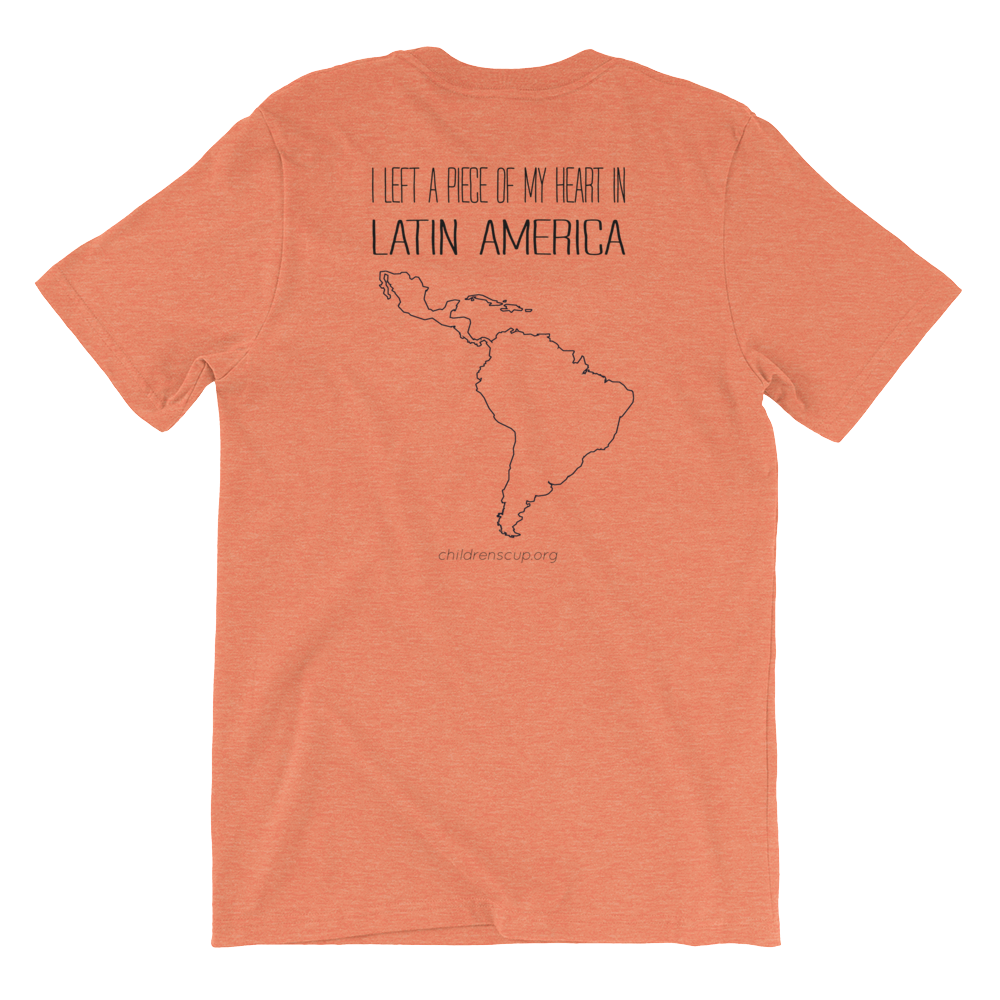 Heart in Latin America T-Shirt