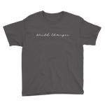 Youth World Changer T-Shirt