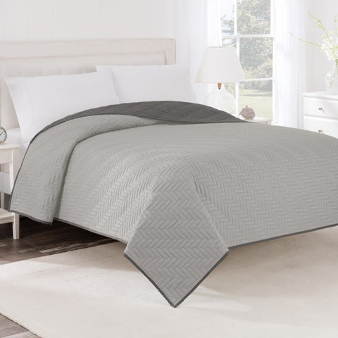 WPH Reversible Coverlet