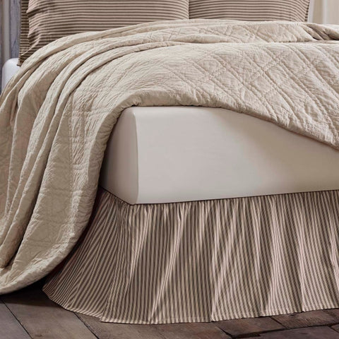 Kendra Stripe Bed Skirts, Shams & Pillowcases