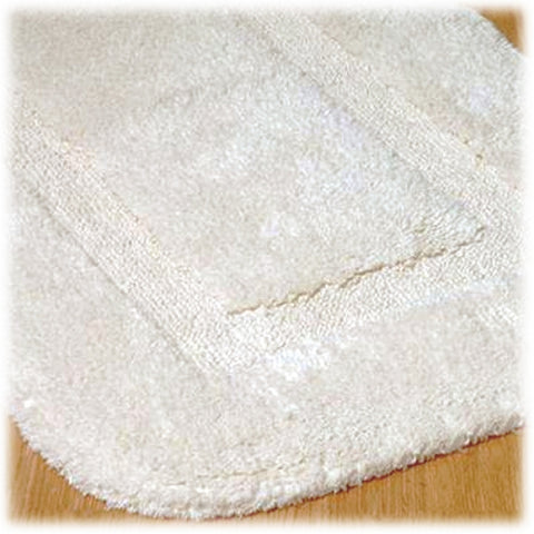 Elite Loop Border Bath Rug