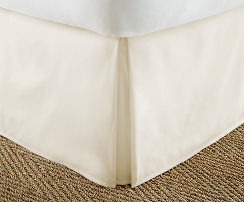 I-Microfiber Solid Bed Skirt