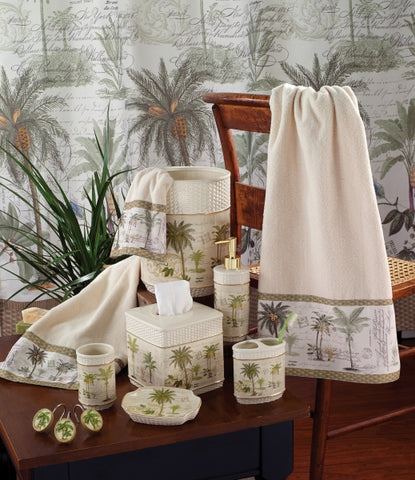 Colony Palm Bath Collection